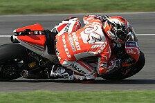 MotoGP - Dovizioso startet stark, Crutchlow k�mpft: Ducati-Duo mit gemischten Gef�hlen in Br�nn