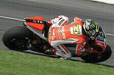 MotoGP - Rennen in Startphase verloren: Crutchlow mit operierten Unterarmen zu vorsichtig