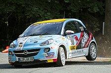 ADAC Opel Rallye Cup - Unvorhersehbare Saison: Drei Rallyes, drei Sieger: Tannert triumphiert