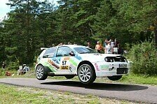 ADAC Rallye Masters - Hei�er Herbst f�r die Rallye-Topliga: Zehnter Lauf bei der ADAC Ostsee Rallye
