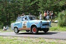 ADAC Rallye Masters - Video: Highlights der 55. ADAC Cosmo Rallye Wartburg