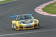ADAC GT Masters - Abstand zur Spitze verk�rzt: GW IT Racing mit guten Leistungen