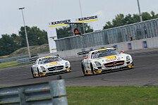 ADAC GT Masters - Aufsteigende Leistungskurve: Rowe Racing zufrieden am Slovakiaring