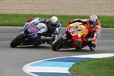 MotoGP - So nah und doch so fern: Rennanalyse: Hatte Lorenzo eine Siegchance?