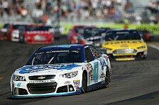 NASCAR - Stewart verzichtet auf Start: Allmendinger gewinnt dramatisches Finale