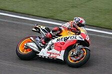 MotoGP - Knappe Abst�nde an der Spitze: Marquez startet mit Bestzeit in Br�nn