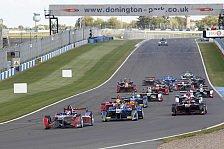 Formel E - Volles Programm am Samstag: TV: Sky �bertr�gt alle Rennen live
