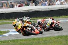 MotoGP - Rennen eins nach dem Texas Tornado: Forward f�rchtet Power-Nachteil in Br�nn