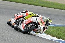 MotoGP - Hernandez am Morgen zur�ck in den Top-10: Iannone mit seltsamen Problemen