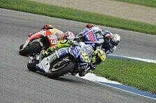 MotoGP - Lorenzo: K�mpfen bis zum bitteren Ende: Rossi will in Br�nn zur�ck aufs Podest