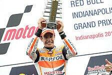 MotoGP: Die größten Erfolge von Marc Marquez