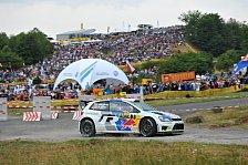WRC - 250 Kilometer Trassierband: Die ADAC Rallye Deutschland in Zahlen