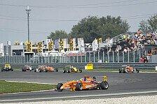 ADAC Formel Masters - Team in Gesamtwertung weiter zweiter: M�cke Motorsport verpasst Podiumspl�tze
