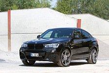 Auto - Ein kleiner Bruder : Manhart Performance: BMW X4 bereits veredelt