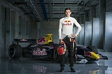 Formel 1 - Verstappen wird Red Bull Junior