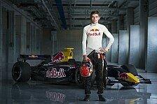 Formel 1 - Bilder: Verstappen wird Red Bull Junior