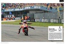 MotoGP - Auferstehung einer Legende: Motorsport-Magazin #38: Die Top-Themen