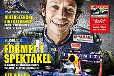Formel 1 - Ein riesiges Spektakel: Neues Motorsport-Magazin: Jetzt im Handel!
