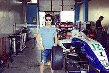 Formel 3 Cup - Wechsel von der Formula Renault 2.0 Alps: Kang Ling geht f�r ADM Motorsport an den Start