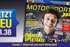 Formel 1 - Wer braucht schon Fu�ball?: MSM Editorial: Oktoberfest rettet die Formel 1