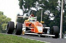 ADAC Formel Masters - Fabian Schiller will am N�rburgring siegen: Schiller Motorsport: Vorfreude auf Heimspiel