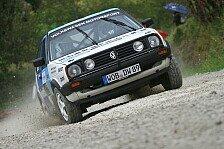 WRC - Einzigartiges Treffen: Rallye-Legenden live auf der Arena Panzerplatte
