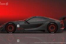 Games - Bilder: Toyota FT-1 Vision f�r Grand Turismo 6