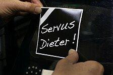 DTM - Hunderter-Klub - Hand hat Bauch: N�rburgring: Splitter aus dem Fahrerlager