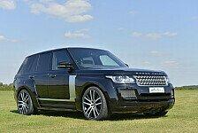Auto - Britische Veredelung: Der Arden Range Rover AR 9 Spirit mit 580 PS