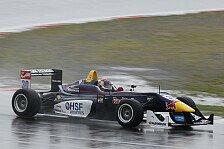 Formel 3 EM - Tabellenf�hrer Ocon auf Rang vier: Verstappen im Regen nicht zu bezwingen