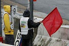 Streckenposten am ersten Trainingstag zu den 24h Nürburgring verstorben