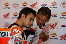 MotoGP - Pedrosa: Honda erwartet Steigerung nach Crew-Umbau