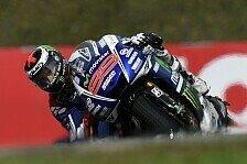 MotoGP - Honda in Br�nn laut Rossi im Vorteil: Lorenzo: Im Nassen st�rkere Probleme