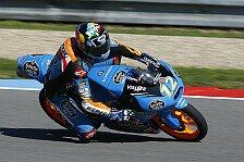 Moto3 - �ttl sorgt f�r rote Flagge: Marquez sichert sich die Pole in Br�nn