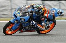 Moto3 - �ttl erneut entt�uschend: Marquez f�hrt auch drittes Training an