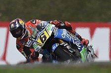 MotoGP - Bradl muss in Q1 antreten: 3. Training: N�chster Tiefschlag f�r Bradl