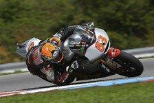 Moto2 - Sturz von Cortese: Rabat Schnellster im 3. Training