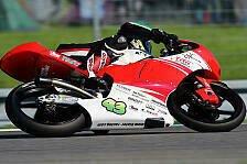 Moto3 - Gr�nwald trotz KTM-Zug mit Problemen: Vazquez und McPhee starten in Br�nn in den Top-10