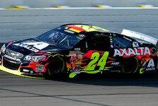 NASCAR - Logano zum f�nften Mal Zweiter: Zweite Pole in Folge f�r Gordon