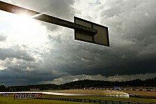 DTM - Keine Chance bei Mischbedingungen: Ekstr�m: Das Rennen wird spa�ig