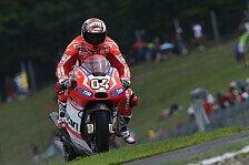 MotoGP - Hohe Spannung vor elften Saisonrennen: Dovizioso: Platz zwei in Br�nn besser als Indy