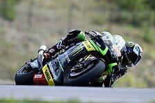 MotoGP - Tech-3-Pilot st�rkster Yamaha-Fahrer: Startplatz vier in Br�nn: Smith' Knoten geplatzt?