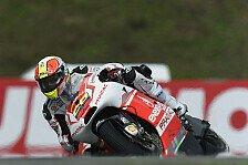 MotoGP - Ersatzmann Camier macht starke Fortschritte: Open: Hernandez f�hrt der Konkurrenz davon
