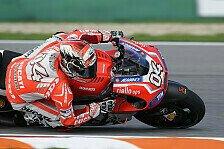 MotoGP - Dovizioso: Sind auf dem richtigen Weg: Ducati beendet Testfahrten in Misano
