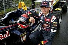 Formel 1 - Hundertprozentige Leidenschaft gefordert: Verstappen: Zu jung? Alter spielt keine Rolle