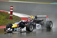 Formel 3 EM - Cool am nassen N�rburgring: Verstappen: 1. Sieg als Red-Bull-Junior