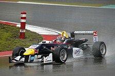 Formel 3 EM - Cool am nassen N�rburgring: Verstappen: 1. Sieg als Red-Bull-Junior