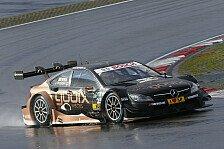 DTM - Warten auf das gro�e Update: Mercedes: Politik der kleinen Schritte