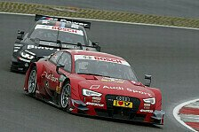 DTM - Nur der Rennsieg z�hlt: Audi wieder erstarkt: Nur Wittmann st�rt