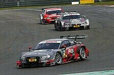 DTM - Ein sehr starkes Teamergebnis: N�rburgring: Die Audi-Stimmen zum Quali